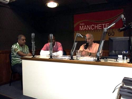 Rádio Manchete 28/06/09